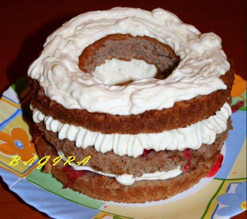 Торт «Миньон» — рецепт с фото пошагово